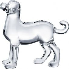 Baccarat Zodiaque Dog Clear